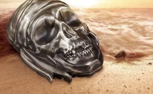 2018 500g (16 oz) Half kilo Pirate Big Skull Palau $20