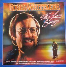 ROGER WHITTAKER -  THE LOVE SONGS - LP