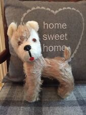 Rare Schuco 1950s Cute Puppy Dog Wired Frame And Legs