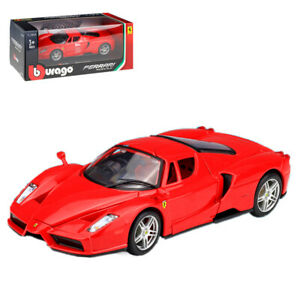 Bburago 1:24 Ferrari Enzo Metal Die cast Model Supersports Car