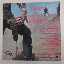 """33T Geoff LOVE Disque LP 12"""" MUSIQUES DES GRANDS FILMS DE WESTERN - MFP 94631"""