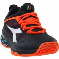 Diadora Speed Blushield Fly AG  Casual Tennis  Shoes Black Mens - Size 6 D