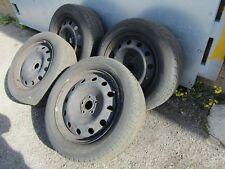 Renault Espace Mk4 02-06 2.2 steel wheels set + tyres 225 55 R17 7Jx17H2 ET50