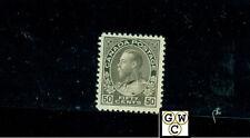 Canada #120 50ct  VF M.H. Stamp  Catalog value $120