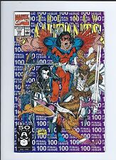 Marvel New Mutants 100 1st X-Force --- RARE KEY Comic book
