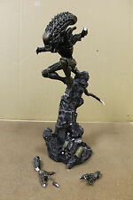"Alien Warrior 14"" Resin Statue Palisades"