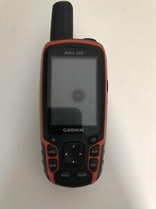 Garmin Astro 320 Handheld