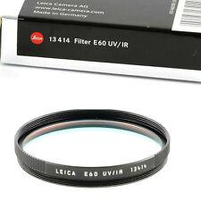 Leica filtro 60mm UV IR ART 13414 nero, pezzo di rilascio * Foto rivenditori *