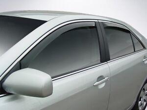 AVS Vent Visors Window Deflectors Rain Guards for 2007-2011 Toyota Camry