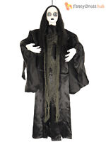 91cm Hanging Ghost Doll Girl Decoration Halloween Fancy Dress Party Prop Scary