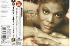 SOUL Dionne Warwick Friends in love Japan CD 1982 Jay Graydon MEGARARE!