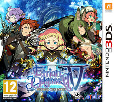 Etrian Odyssey V Beyond the Myth - 3DS - NUOVO SIGILLATO [3DS0455]