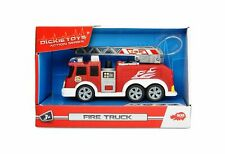 """Dickie Toys Action Series 6"""" Fire Truck With Light and Sound Effects"""