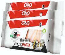 Pâte Protéines Ciao Carb Protopasta Lasagne 450 Gr (3 X 150 Gr) 60% Protéine