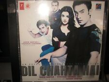 2001 DIL CHATHA HAI Soundtrack India Import CD Excel T Series Bollywood VG/NM