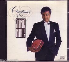 JOHNNY MATHIS Christmas Eve With CD Classic Greatest TOYLAND CHRISTMAS WALTZ