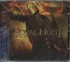 ROYAL HUNT SHOW ME HOW TO LIVE SEALED CD NEW