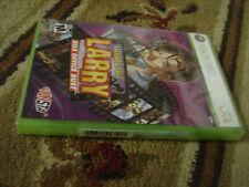 Leisure Suit Larry: Box Office Bust  (Xbox 360, 2009)