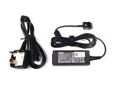 GENUINE DELL ST ST2 Streak XPS 10 Pro Slate AC Adapter Charger & UK Cable D28MD