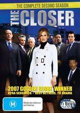 The Closer : Season 2 (DVD, 2007, 4-Disc Set)