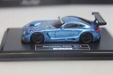 Fronti Art Mercedes AMG GT3, blau-metallic, Avan Style 018 - 1:87