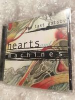 hearts and machines the last gatsby CD Cobwebs Coffin Lies and Truth Black Light