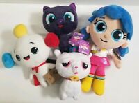True and the Rainbow Kingdom Set of 4 Aurora,True/Bartleby/Frookie/Rainbow King