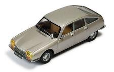 "Citroën GS ""Grey Metallic"" 1971 (IXO 1:43 / CLC139)"
