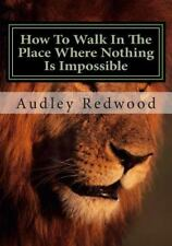 How to Walk in the Place Where Nothing Is Impossible by Audley Redwood (2015,...