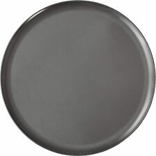10Inch Non Stick Pizza Tray Carbon Steel Baking Round Oven Pizza Pan Plate Black