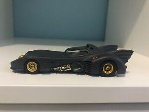 Mattel Hot Wheels Elite Batman 1989 Movie Batmobile. Rare Hotwheels