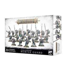 Mortek Guard Warhammer Age of Sigmar Ossiarch Bonereapers
