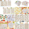 Life Calendar Diary Deco Stickers Planner Decoration Labels Scrapbook Journal