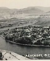 Postcard, Ashcroft B.C. Canada, Vintage P19