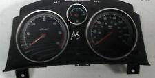 Vauxhall Astra H Mk5 1.7 cdti 2004 Speedo speedometer clock clocks 13184323