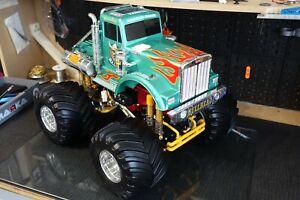 Original Tamiya BULLHEAD 58089 vintage 4WD Monster Truck