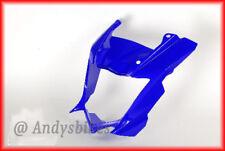 Genuine Yamaha Wr125 X Wr125x Front Headlight Cover Cowl Panel Fairing - Blue