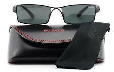 BUGATTI Sonnenbrille 499 31S XL Entspiegelt High-Tech Deluxe Sun France +Case