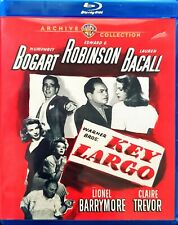 Key Largo (John Huston, Blu-ray Disc, 2016, 1080p, High-Definition, B&W)