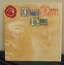 Michala PETRI Keith JARRETT HANDEL 6 Recorder Sonata RCA CD Blockflöte & Cembalo