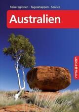 Australien – VISTA POINT Reiseführer A bis Z von Uwe Lehmann und Manuela Blisse (2017, Kunststoffeinband)