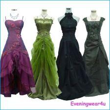 Cherlone Special Occasion Satin Dresses for Women