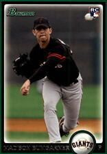 2010 Bowman #206 Madison Bumgarner RC