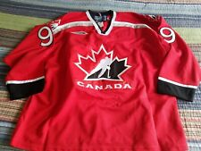 NWOT Authentic Bauer Jersey 1998 Nagano Winter Olympics Gretzky 99