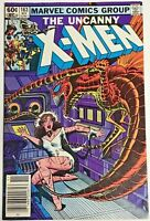 UNCANNY X-MEN#163 VF/NM 1982 NEWSTAND EDITION MARVEL  BRONZE AGE COMICS