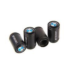 330- BMW TYRE TIRE ALLOY WHEEL AIR VALVE CAP Power SPORTS 3 5 Series M3 X1 LOGO