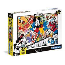 Clementoni Disney Puzzle Mickeys 90th 500 Pieces  - Brand New