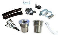 VW T4 Wasserablauf-Set ( Komposter-Set ) Set 2
