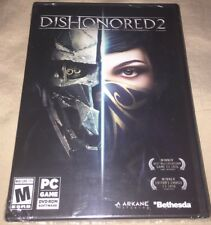 Dishonored 2 Limited Edition - PC Video Game BRAND NEW SEALED