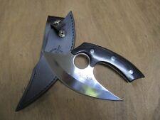 Gil Hibben Collaboration Legacy Ulu Combat Skinner Knife GH5074